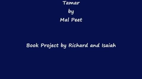 Thumbnail for entry tamar presentation