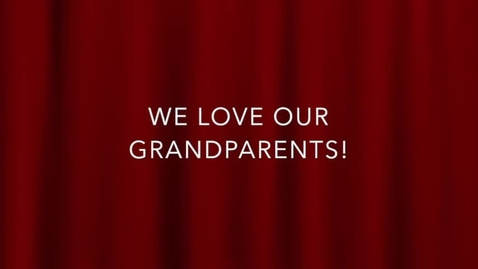 Thumbnail for entry Grandparents' Day in Mrs. Johnson's classroom