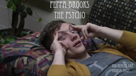 Thumbnail for entry Peppa Brooks, The Psycho - WSCN 2014/2015