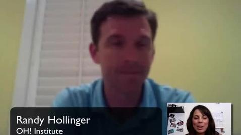 Thumbnail for entry SymbalooEDU Spotlight Educator: Randy Hollinger