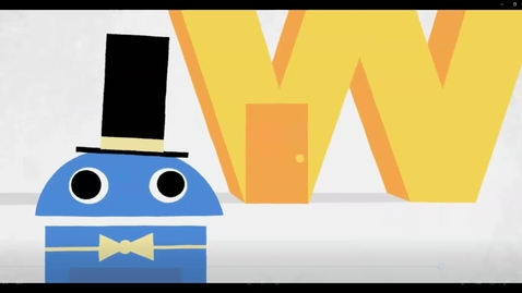 Thumbnail for entry Storybots Letter W