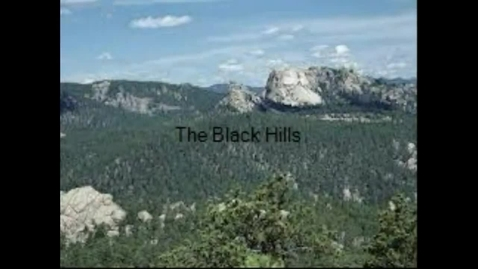 Thumbnail for entry Black Hills