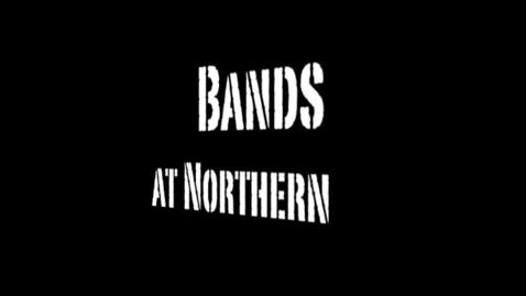 Thumbnail for entry Northern Band Camp