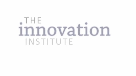 Thumbnail for entry The Innovation Institute:  A Year in Research (2009)
