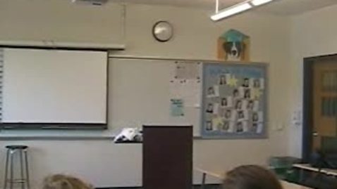 Thumbnail for entry Sara Speech to Develop Body Language