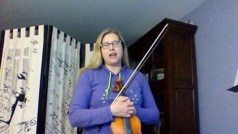 Thumbnail for entry ViolinViola St Basics Bk1          Pg 32-33 for GR 6