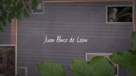 Thumbnail for entry Juan Ponce DeLeon