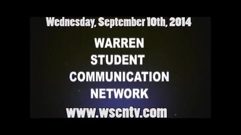 Thumbnail for entry WSCN 09.10.14