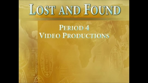 Thumbnail for entry Lost and Found