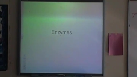 Thumbnail for entry NIHS Johnson Enzymes