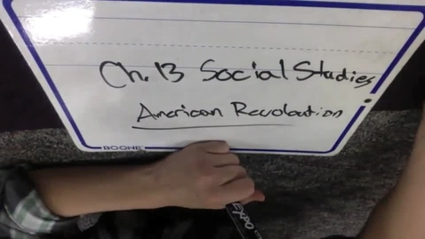 Thumbnail for entry Eliot's RSA on the Revolutionary War