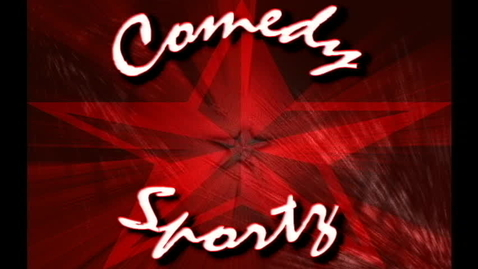 Thumbnail for entry Comedy Sportz