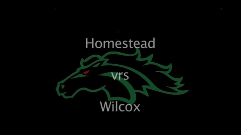 Thumbnail for entry Homestead v Wilcox