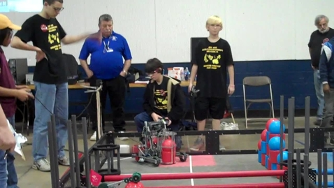 Thumbnail for entry HMS Robotics vex Roundup