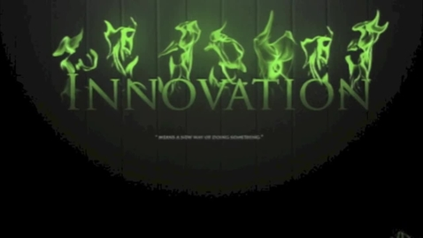 Thumbnail for entry Innovation 2012