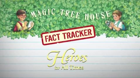 Thumbnail for entry Magic Tree House Fact Tracker: Gandhi