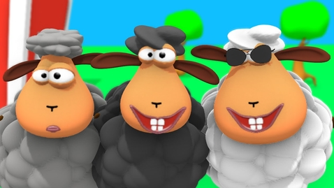 Thumbnail for entry Baa baa black sheep have you any whool - Children's nursery rhyme song
