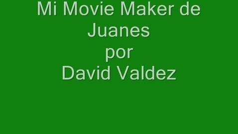 Thumbnail for entry Juanes
