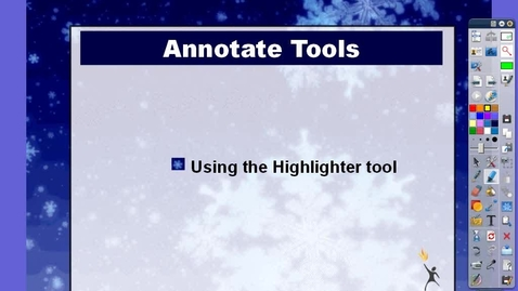 Thumbnail for entry Annotate_Highlighter