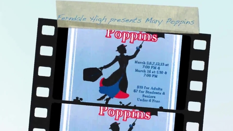 Thumbnail for entry Ferndale High presents Mary Poppins!