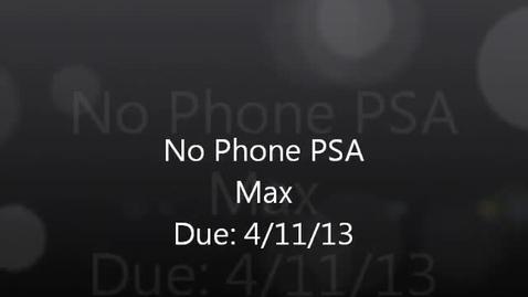 Thumbnail for entry PSA_MC