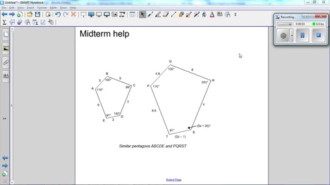 Thumbnail for entry Midterm help guide Question 21