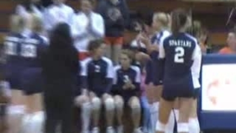 Thumbnail for entry North Newton Volleyball