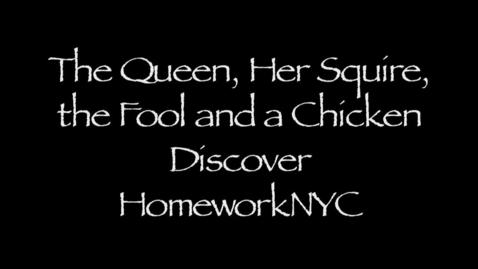 Thumbnail for entry Seward Park HomeworkNYC