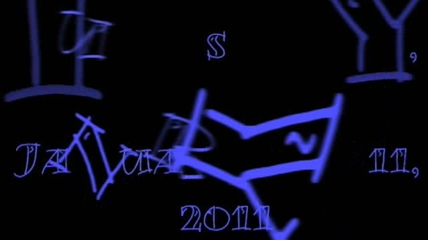 Thumbnail for entry Tuesday, January 11, 2011