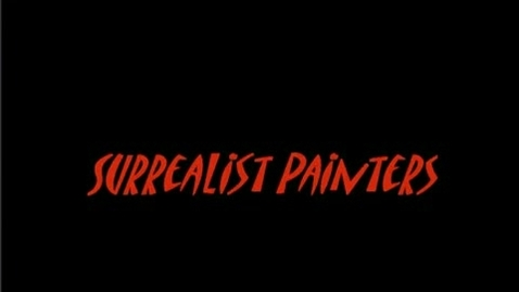 Thumbnail for entry Surrealism