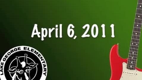 Thumbnail for entry LGE April 6, 2011