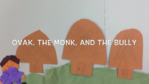 Thumbnail for entry Zen Shorts: Olek, the Monk, And the Bully