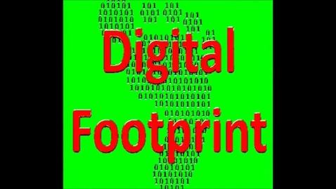 Thumbnail for entry Digital Footprints 2