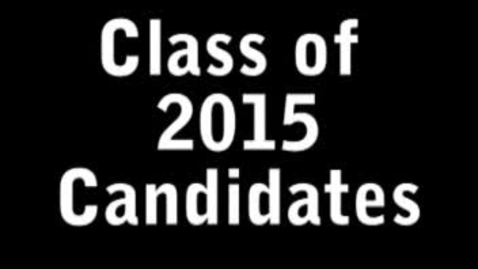 Thumbnail for entry Class of 2015