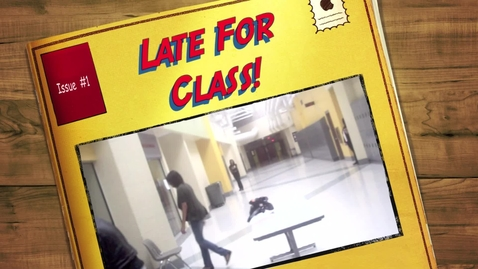 Thumbnail for entry Late For Class Results In Detention