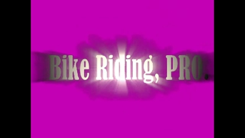 Thumbnail for entry Amber Wickstrom - Bicycle Challenge