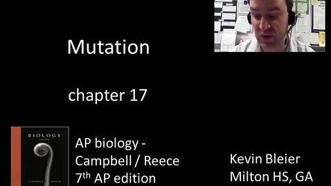Thumbnail for entry Mutations in DNA