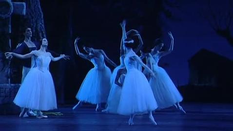 Thumbnail for entry Alessandra Ferri - Giselle