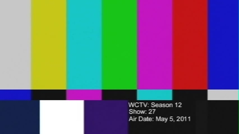 Thumbnail for entry WCTV Season 12 Show 27