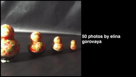 Thumbnail for entry 50 Photographs - Elina