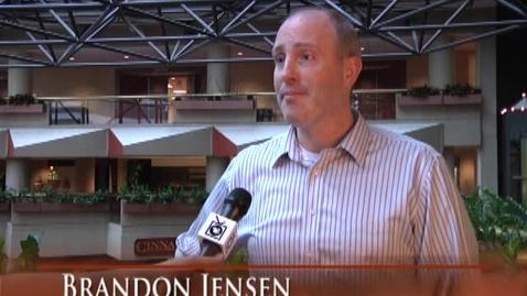Thumbnail for entry Brandon Jensen: NASSP/Virco Assistant Principal Of The Year