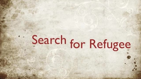 Thumbnail for entry search for refugee