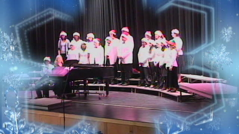 Thumbnail for entry Roberts Mitchum Performs a Holiday Classic - Rochester City School District