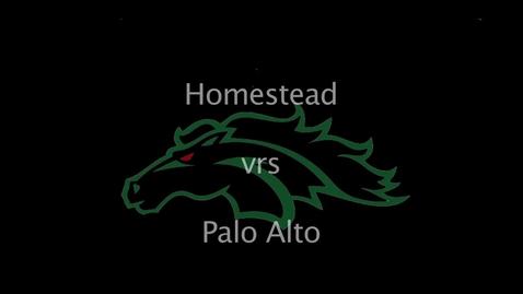 Thumbnail for entry Homestead V Palo Alto