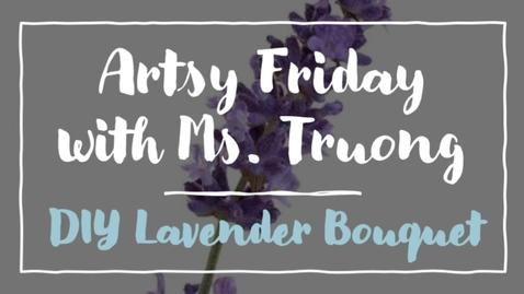 Thumbnail for entry Paper Lavender