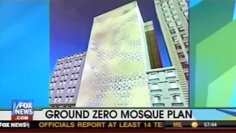 Thumbnail for entry 9-11 Firefighter Tim Brown Debates $100M Mosque at Ground Zero