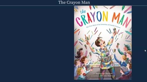 Thumbnail for entry The_Crayon_Man
