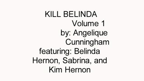 Thumbnail for entry Kill Belinda - WSCN Throwback 2006