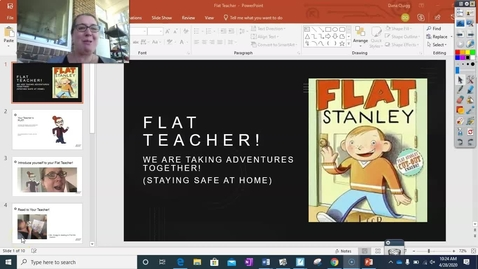 Thumbnail for entry Flat Teacher Introduction