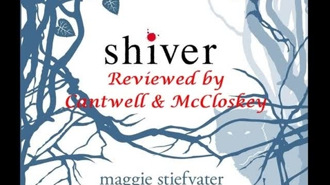 Thumbnail for entry Shiver Booktalk
